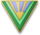 Vallery View School badge