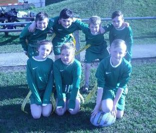 Year 6 Rugby Team